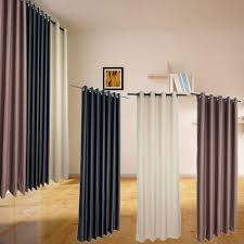 high qaulity modern polyester blackout curtain drapes window shape