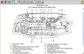 1996 hyundai accent temperature gauge engine cooling problem 1996