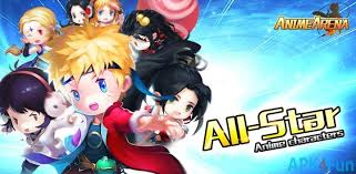 anime apk anime arena apk 2 20 150328 anime arena apk apk4fun