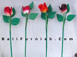 Wooden Flowers Roses