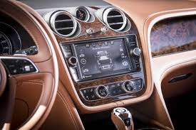 2017 bentley bentayga interior bentley bentayga 1st generation