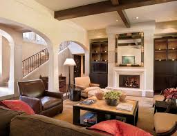 colonial style homes interior design lance armstrong colonial style luxury home 4