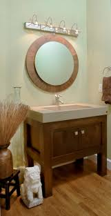 Small Powder Room Sinks by Bathroom Cool Powder Room Vanity And Round Undermount Sink Also