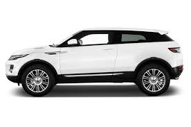 land rover range rover 2016 black land rover range rover evoque side png clipart download free