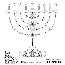 hanukkah coloring page menorah printable hanukkah prayer hanukiah healing art hanukkah