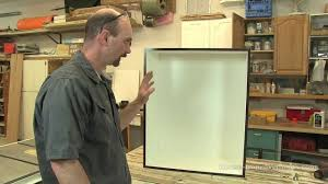diy cabinet building upper cabinet assembly youtube