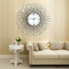 large decorative wall clocks for any room