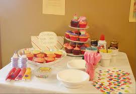 Decorate Decorate Your Own Cupcake U0026 Ice Cream Bar Sugar U0026 Spice Cupcake