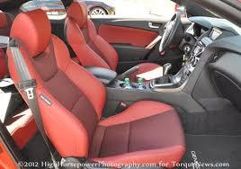 2013 hyundai genesis 3 8 specs the interior of the 2013 hyundai genesis coupe 3 8 r spec torque