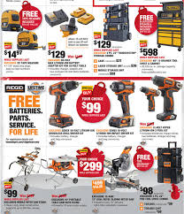 home depot black friday appliance deals home depot black friday 2016 tool deals