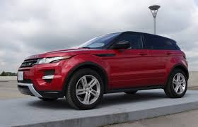 land rover small suv review 2014 range rover evoque dynamic driving