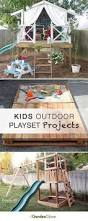 Backyard Forts Kids 15 Diy How To Make Your Backyard Awesome Ideas 9 Play Houses