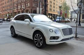 2017 bentley bentayga stock b904 s for sale near chicago il