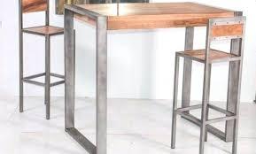 cuisine design en u table de bar haute conforama table cuisine awesome table table bar