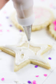 sugar cookie icing for cut out cookies veggie balance