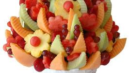 edible fruit arrangements how to create edible fruit arrangements by gourmandise ifood tv