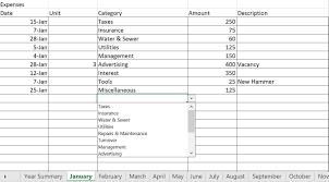 Excel Rental Template Rent Spreadsheet Template Excel And Excel Spreadsheet Template For