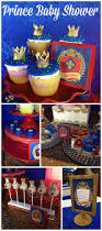 38 best prince baby shower u0026 birthday decorations images on