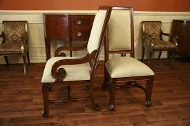 Mahogany Dining Room Chairs Upholstered Dining Room Chair Nyfarms Info