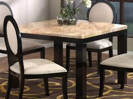 White Square Kitchen Table by Kitchen Chairs Cool Dining Room Furniture Ideaas With
