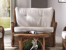 canape en rotin canapé exotique de qualité en bambou bananier fer forgé rotin