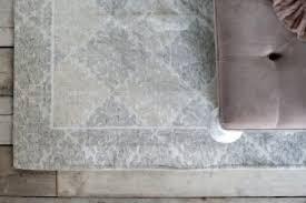 tappeto blanc mariclo tappeto collezione vintage damasco shop bottega delle idee