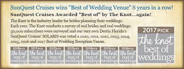 Wedding Planner Prices Destin Wedding Venues Wedding Packages Solaris Yacht Venue