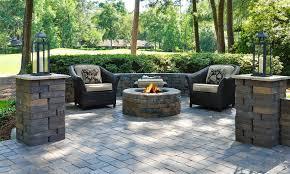 Ideas For Paver Patios Design Concrete Paver Ideas Pavers Backyard Idea Small Backyard Paver