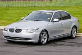 bmw 5 series for sale used used 2010 bmw 5 series for sale raleigh nc cary 271079a