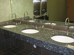Commercial Bathroom Commercial Counter Tops Gw Surfaces Commercial Double Sink
