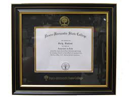 college diploma frame diploma frame medium pasco hernando state college store