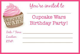 some cool wars cake wars great birthday party idea for an 8 year girl a cupcake wars
