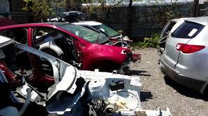 car junkyard michigan tour of our salvage yard late model used car u0026 truck parts youtube