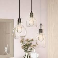 Feature Lighting Pendants 3 Light Pendants You Ll Wayfair