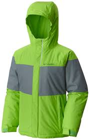 columbia boys alpine action winter jacket for youth omni heat