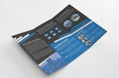 corporate tri fold brochure by greenpixi on creativemarket 1000