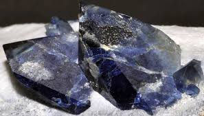 benitoite star of david benitoite guide gem coach