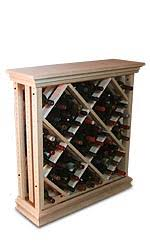 Wine Cellar Shelves - wood wine racks wine cellar racks storage racks from the wine