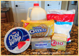 teaching with tlc dirt cake