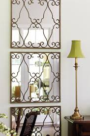 decorating with architectural mirrors how to decorate ballard designs market gate mirror