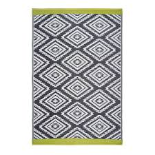 Outdoor Plastic Rug by Valencia Outdoor Rug In Grey Outdoor Rugs Cuckooland