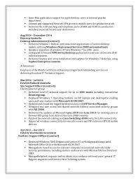 desktop support resume sample 53 samples csat co
