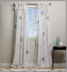 Tie Top Curtains White White Tie Top Curtains Sheer Curtains Interior Design Explained