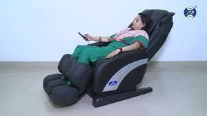 Massage Chair India Massage Chair Recliner Jsb Mc02 Reviews Youtube