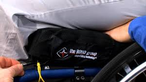 how to properly inflate and adjust a roho cushion