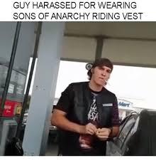 Sons Of Anarchy Meme - sons of anarchy meme guy harassed on bingememe