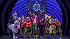The Or And The Chocolate Factory Review Musical On Broadway