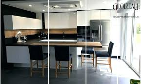 cuisine noir laqué pas cher cuisine noir laque pas cher meuble de cuisine noir laquac