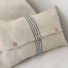 Bolster Cushion Pad Bolster Cushion Covers From Vintage Hemp Linen 1 Avail