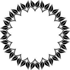 design clipart free clipart of a frame design element